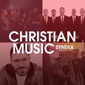 Danny Gokey, MercyMe, ByChristians, playlist, Spotify, Syntax Creative - image