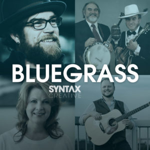 Aaron Burdett, Rick Faris, Patty Loveless, The Osborne Brothers, bluegrass, playlist, Spotify, Apple Music, Syntax Creative - image