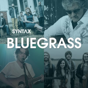 Bluegrass Sounds, playlist, Spotify, Apple Music, Syntax Creative - image