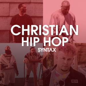 Armond WakeUp, Kanye West, Social Club Misfits, SKRIP, Christian hip hop, Christian rap, CHH, playlist, TRU Hip Hop, Syntax Creative - image