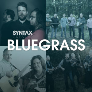 Jon Stickley Trio, Sideline, Kenny & Amanda Smith, Balsam Range, bluegrass, Spotify, Apple Music, Syntax Creative - image