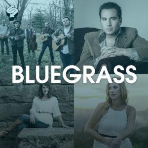 Bluegrass, playlist, Chosen Road, Billy Droze, Irene Kelley, Amanda Cook, Syntax Creative - image