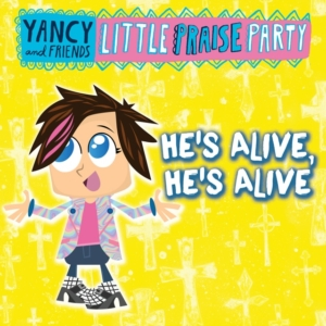 Yancy, Christian music, kids music, children's music, Syntax Creative - image