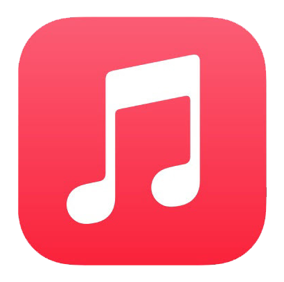 Apple Music, Apple, streaming, logo, Syntax Creative - image