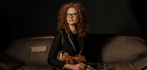 Becky Buller, music video, fiddle, Dark Shadow Recording, bluegrass, Syntax Creative - image