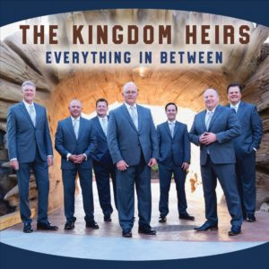 The Kingdom Heirs, Everything In Between, Sonlite Records, Crossroads Label Group, southern gospel, Syntax Creative - image