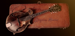 Lorraine Jordan, Bill Monroe, mandolin, mando, Pinecastle Records, contest, Syntax Creative - image