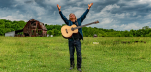 Ray Cardwell, acoustic, folk, Americana, Bonfire Music Group, Syntax Creative - image