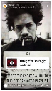 Redman, Facebook, Spotify, Syntax Creative - image
