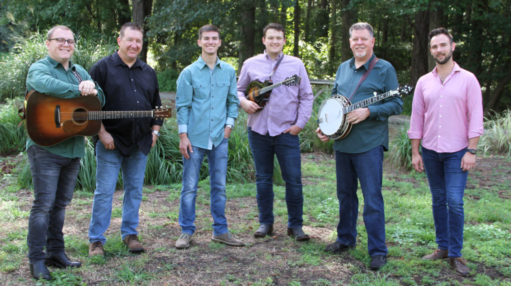 Sideline, bluegrass, Crossroads Label Group, Mountain Home Music Company, Syntax Creative - image