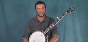 Tray Wellington, Mountain Home Music Company, Crossroads Label Group, bluegrass, banjo - image