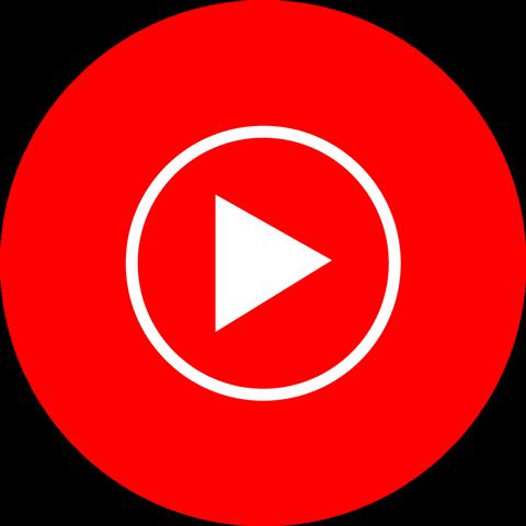 YouTube Music, YouTube, streaming, digital music, logo, Syntax Creative - image